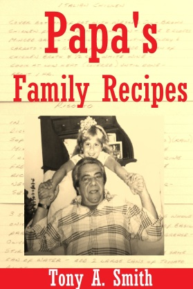 Papa Family Recipes Cover Chair March 9 2015