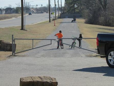 Broken Arrow, Oklahoma Children Playing