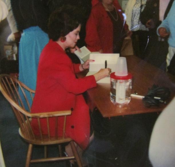 Shirley Temple Book Signing Novi, Michigan
