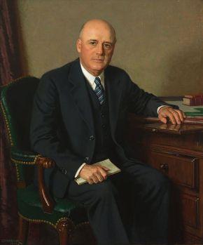 Sam Rayburn - U.S. Speaker of the House        Public Domain