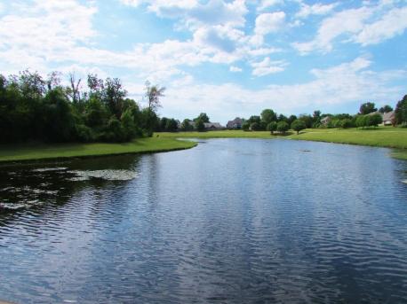 Pond Broken Arrow Oklahoma