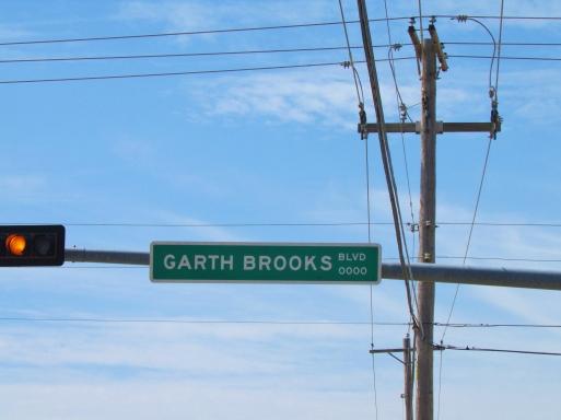 Garth Brooks Boulevard Formerly Highway 92