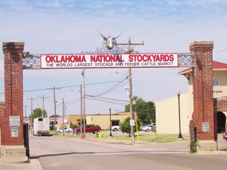 Oklahoma National Stockyards Oklahoma City
