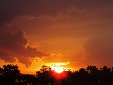 Sunrise Broken Arrow  10 27 15