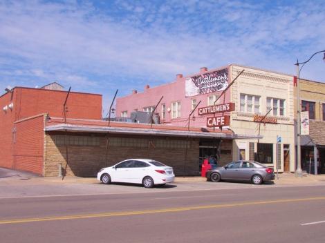 World Famous Cattlemen's Restaurant Oklahoma City