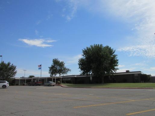 Yukon HIgh School Now A Middle School