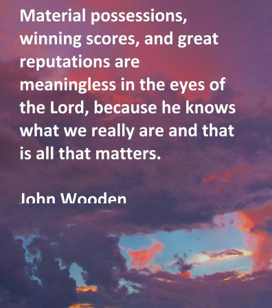 John Wooden Oklahoma