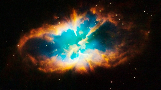 NASA Hubble Space Photo